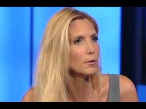 Ann Coulter Joyful Over Dead Palestinian Kids