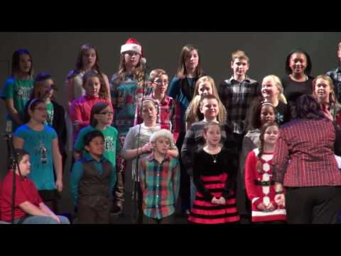 Skaith Elementary 2016 Holiday Program