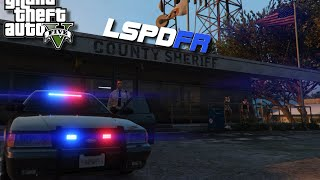 LSPDFR Sheriff Patrol 19 Part 2 of 2 [ Mistakes have been made] GTA V PC