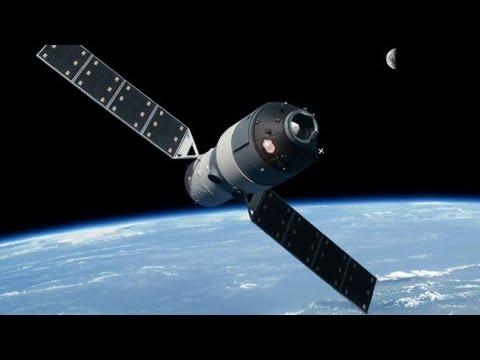 """China pierde el control de su estación espacial """"Tiangong 1"""" y caera sobre la tierra. SUSCRIBETE!!!"""
