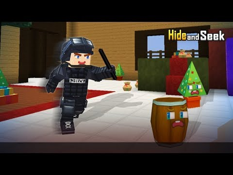 Blockman GO : Blocky Mods Hide And Seek (Android IOS Gameplay) | Pryszard Gaming