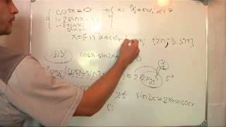 С1 ЕГЭ математика тригонометрия. Досрочный 2012.