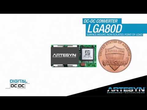 業界最高電流密度の非絶縁型DC-DCモジュールを発表