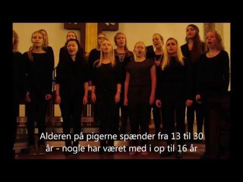 Girl choir - Cradle Hymn by Kim André Arnesen - pigekor