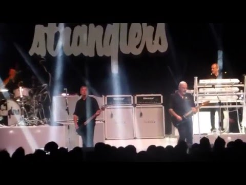 The Stranglers: Black and White live - Newcastle 9th March 2016