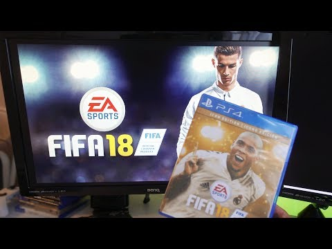 (Brand New) FIFA 18 GAME MODE!