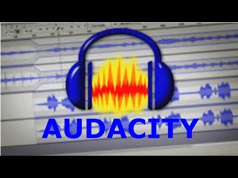 El mejor editor de audio | Audacity Full