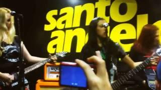 Nervosa - Urânio em Nós (ExpoMusic 2011 - Santo Angelo)