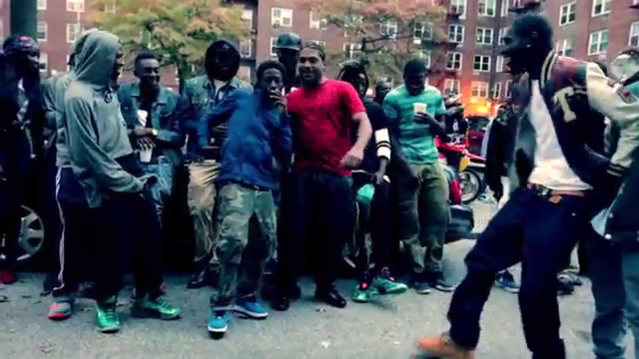 Official Staten Island Parkhill Hot Nigga Remix