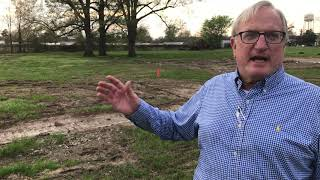 Robert Mehrle Shares Vision For Park Funded In Part By Community Foundation Of Northwest Mississippi