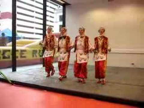 Houston Public Library Opening Turkish Folk Dance