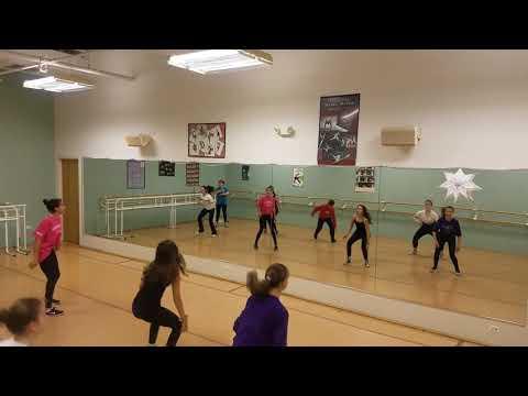 Turn Up the Music | Dance Center Evanston hip hop III | 10.11.17