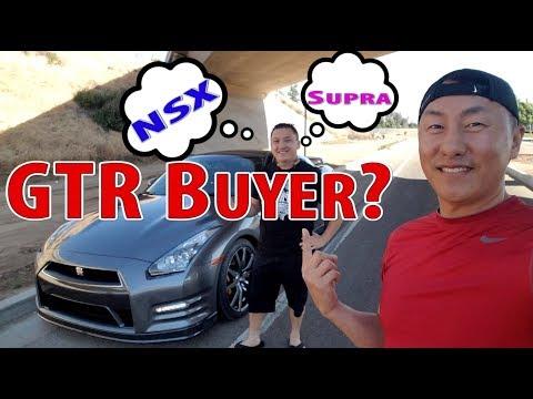Meeting the GTR buyer?