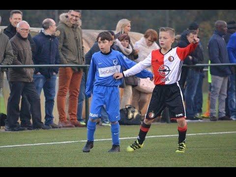KRC Genk u11 - Feyenoord u11
