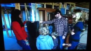 Casey Lavere Butler on Abc Nightline