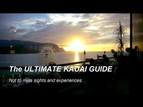 The Ultimate Kauai Guide