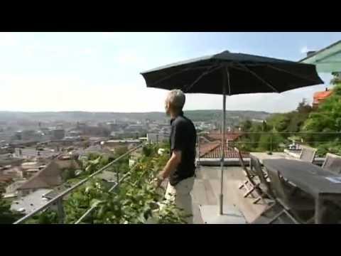 Wohnen am Steilhang in Stuttgart | euromaxx