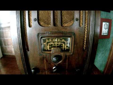 E.H. Armstrong Commemorative Plaque Fundraiser: RCA 5T Radio for sale