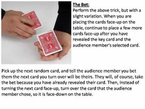 Best Magic Card Tricks Revealed