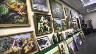 Художественная студия Мансудэ, Пхеньян, 2016 (Mansudae art studio, 만수대창작사, 2016)