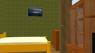 Sweet Home 3D. Первая попытка что-то создать