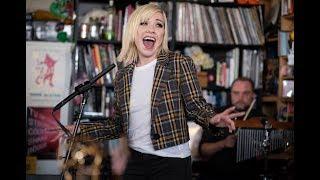 Carly Rae Jepsen: NPR Music Tiny Desk Concert YouTube Videos