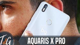 BQ Aquaris X Pro, review en español