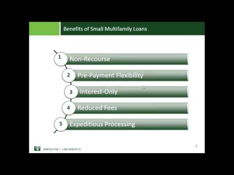 Everything You Need to Know About Small Multifamily Financing (part 1)