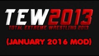 TEW 2013 - January 2016 Mod By gazwefc