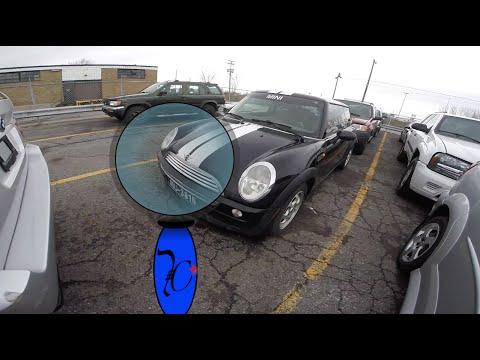 Mini Cooper How To Open Hood English Cars