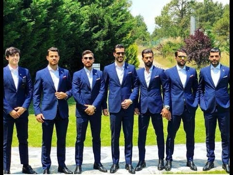 Footballers Or Models: Introducing Iran's World Cup Squad