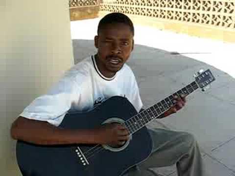 """Botswana Music Guitar """"Bagamangwato"""""""