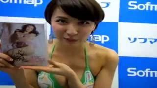 グラビアアイドルの戸田れいさんが今作で21枚目のDVD『みすど mis*dol ...