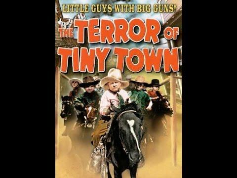 Terror of Tiny Town (1938) - B Movie Westerns - (exploitation film)