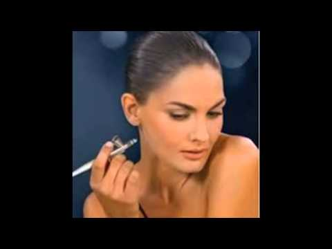 Best Airbrush Makeup Machine - YouTube
