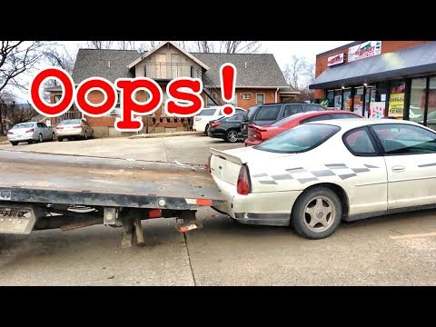 Oops! (An Interesting Fender Bender) City Of Cape Girardeau, MO - USA