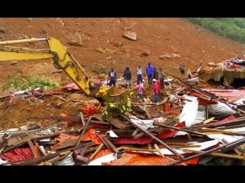 Ituri landslide, floods in Eastern Democratic Republic of Congo ,Congo landslide