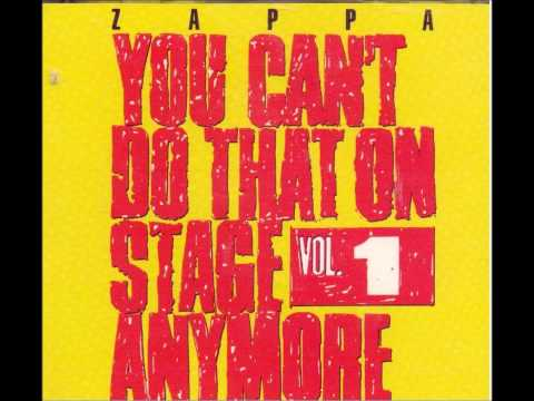 Frank Zappa - The Torture Never Stops - YCDTOSA Vol 1
