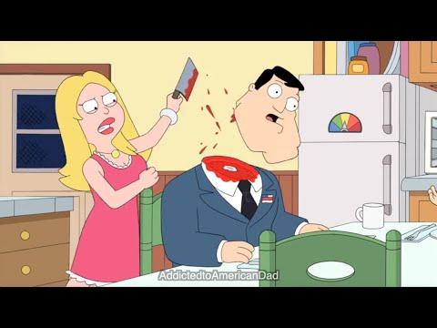 American Dad - Francine's A Serial Killer