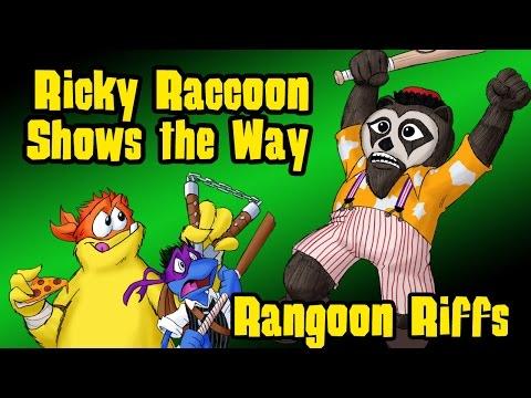 Rangoon Riffs: Ricky Raccoon Shows The Way