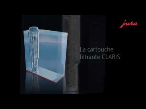 10 Claris Filter Cartouches pour Melitta Café Automate proaqua filtre à eau