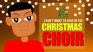 Çocuklar için (Çizgi film) Noel Korosu ile şarkı Tam Bölüm şarkı söylemek istemiyorum