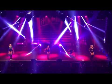 Little Mix - Black Magic - Get Weird Tour Malaysia 21.05.16