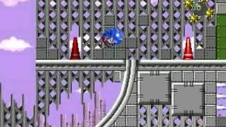 Sonic Mildness (Genesis) -  Longplay