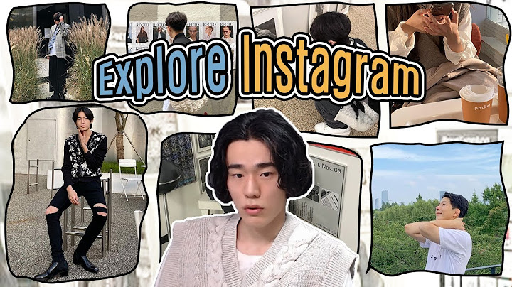 감성 맛집, 옷잘알과 존잘러 구독자들의 인스타 탐방&피드백