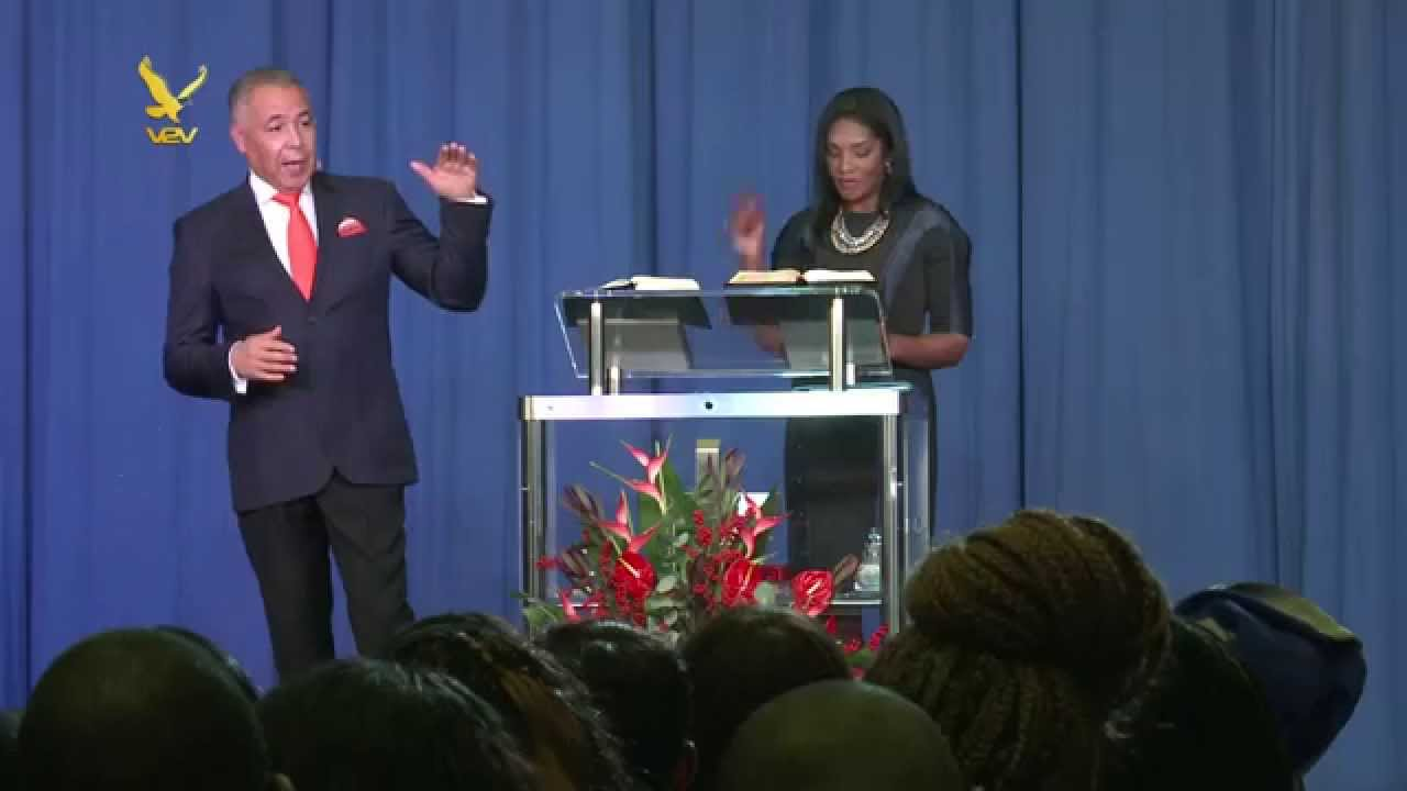 'Keeping Your Vision Alive' Part 1 - Pastors Douglas & Erica Goodman