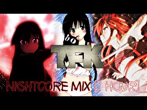 Thousand Foot Krutch - Nightcore Mix [1 HOUR]