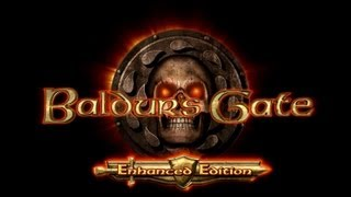 Baldur's Gate Enhanced Edition Gameplay (PC HD)