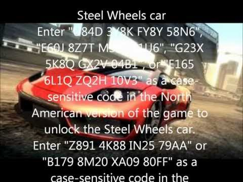Burnout Paradise City Cheat Codes