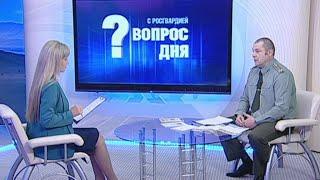 Как поступить в военный вуз: Владимир Сосин - в